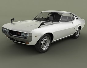 Toyota Celica Liftback 1600 ST 3D model