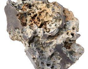 porous rock - PBR 3D model