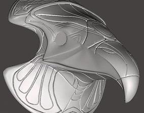 Stargate Horus Cosplay Headpiece 3D print model