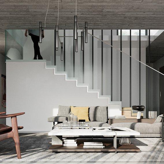 Douro Residence - Post graduation task