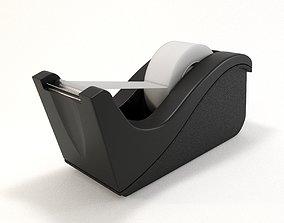 3D Desktop Tape Dispenser
