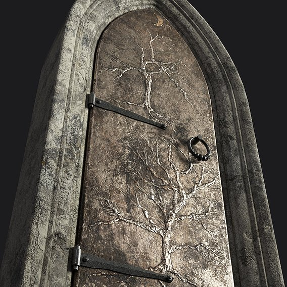 Alchemy Door