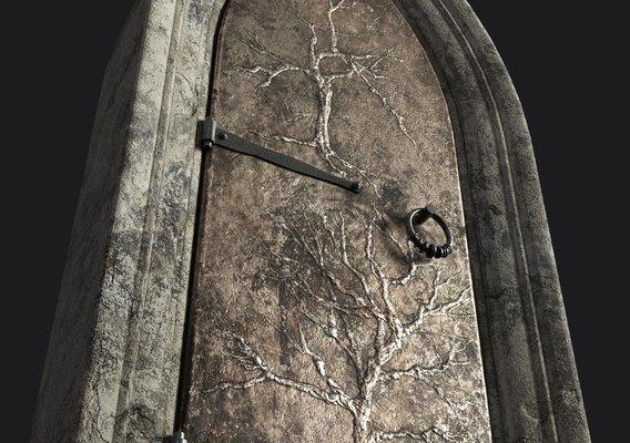 Alchemy Door