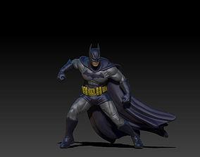 Batman 3D print model - 35mm scale miniature