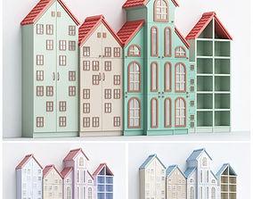 Children cabinets Part1 3D
