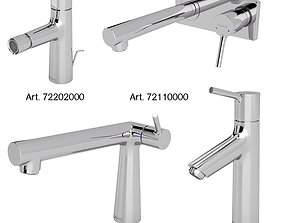 3D model Bath Faucet Collection HANSGROHE Talis s