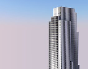 Daily News Building 3D printable model