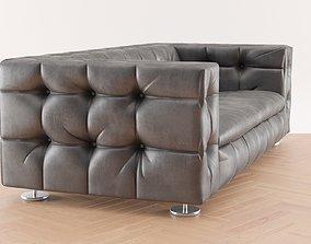 3D Contemporary sofa