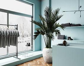 Blue DOF room 3D