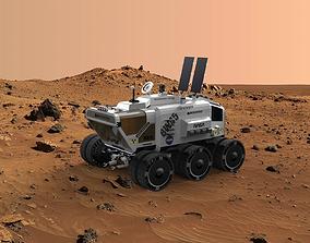 3D model Mars Surface Rover