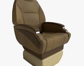 3D model Aircraft Seat