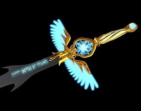 Angel Sword Version 2 3D model