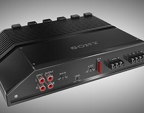 3D model Amplifier