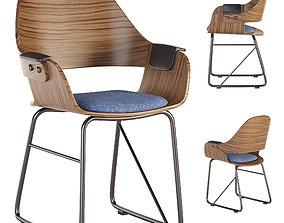 Chair By BD Barcelona Design 3D asset