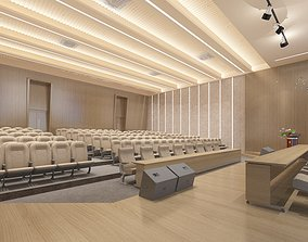 Conference Hall 1 3D