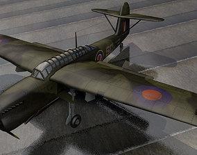 3D Fairey Barracuda Mk-2