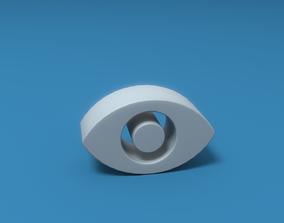 View UI Symbol 3D asset