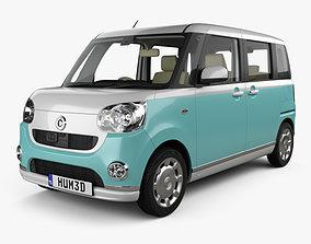 3D Daihatsu Move Canbus with HQ interior 2016