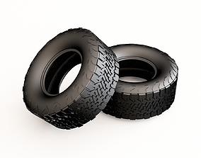 Tire 04 3D