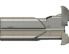 Zorg ZFX 3D model