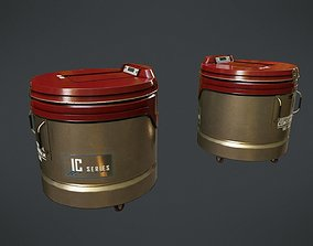 3D model Chemical Container 1