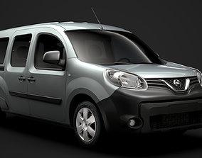 Nissan NV 250 Combi L3 2020 3D