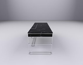 3D asset Marble Worktable