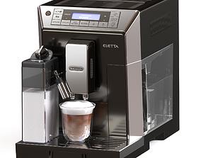 Delonghi Cappuccino Maker - ECAM45760S 3D model