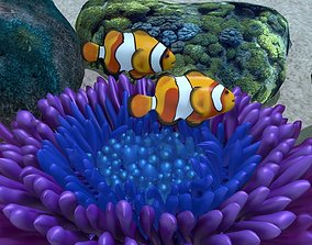 Under the sea animation 3D