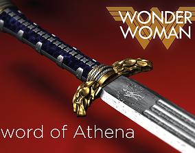 3D print model Sword of Athena - Wonder Woman