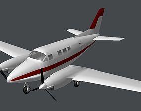3D asset Prop Plane 1