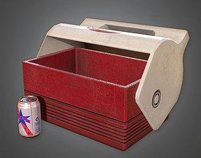 Cooler - CMP - PBR Game Ready 3D model realtime