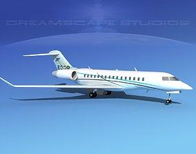 3D Global Express 8000 V02