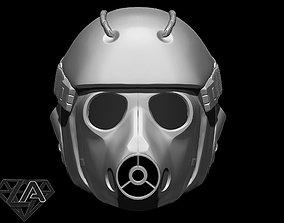 Stalker Exo custom helmet 3D print model