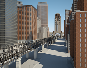 Modern Metropolis 3D