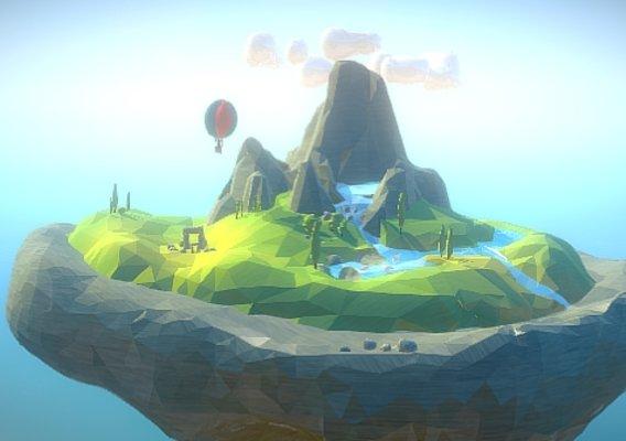 floating island!!