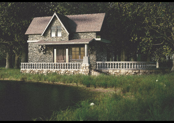 CGI Lake House