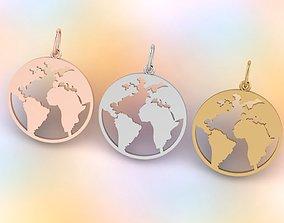 pendants 3D print model world