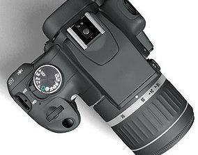 3D Canon 400D