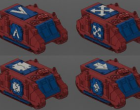 Deimos Rhino Conversion Kit W Squad 3D print model