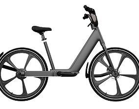 3D bmx Electric Bicycle
