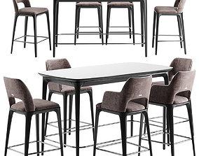 Play Furman Chair Bar Play Table B 3D model