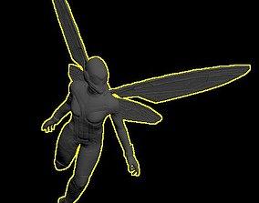 ant man 3d model for printing