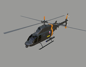 Bell ARH-70 ARAPAHO - The Armed Recon Helicopter 3D