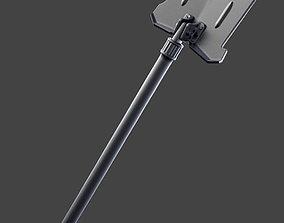 3D Collapsible shovel