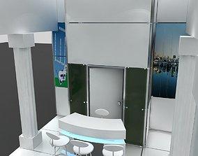 3D model Exhibition 2011