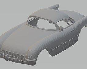Corvair 1954 Printable Body Car