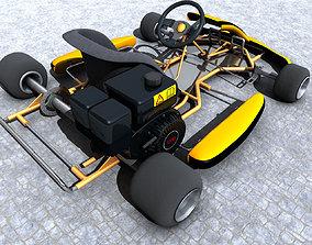 3D Racing Go Kart GoKart