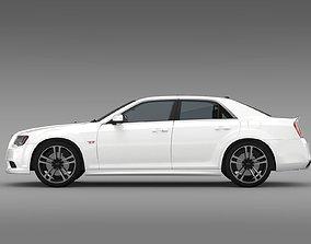 3D Chrysler 300 SRT8 Core 2013