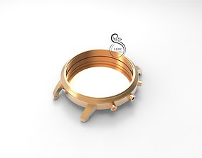 3D print model Watch case and cap